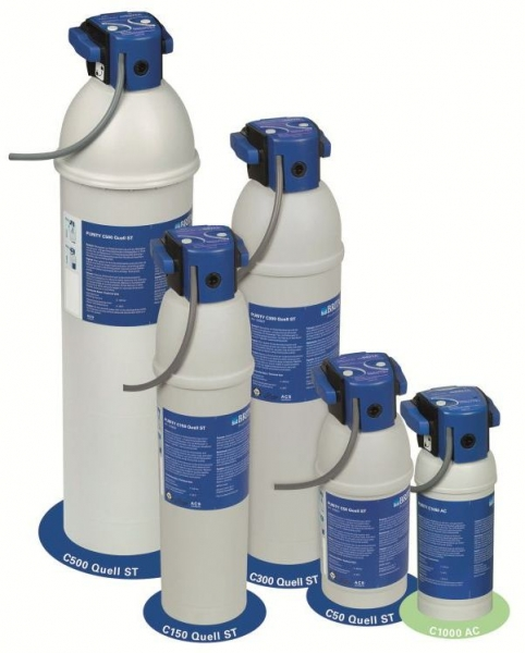 BRITA Filterkerze Filterkartusche PURITY C..50 QUELL ST